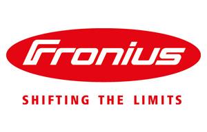 Fronious - Shifting the Limits Logo
