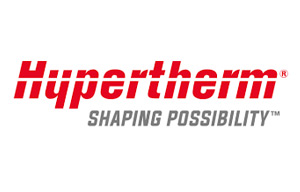Hypertherm - shaping possibility logo